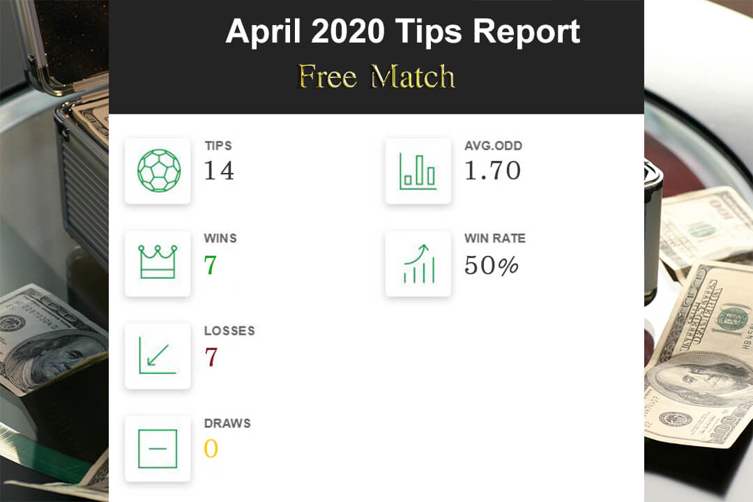 free tip stat april